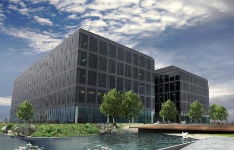 Tishman's SAC - Sophia Airport's premier office building