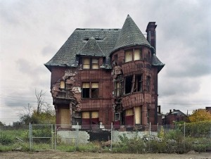 The bottom of the real estate bubble - Detroit