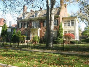 Detroit listing at Sotheby's