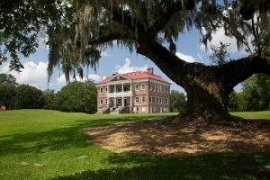 Drayton Hall outside Charleston