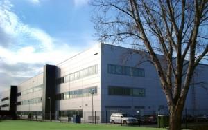 Tishman's Logistics Center at SAC