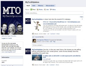 MyTechOpinion Facebook