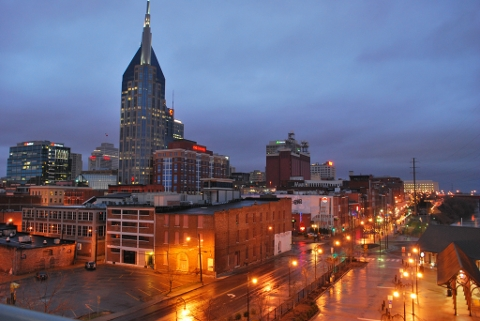 Maybe day breaks for Nashville real estate?