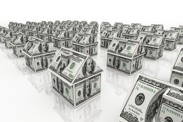 The unsold home margin