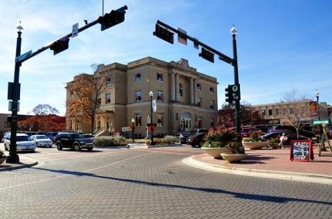 Downtown Mckinney, Texas