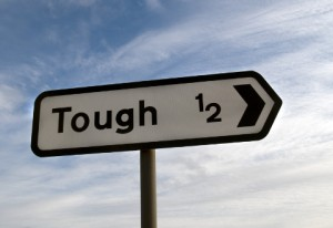 "Which way is ""tough all over?"""