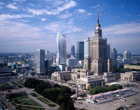 Warsaw's Zlota 44 luxury apartments
