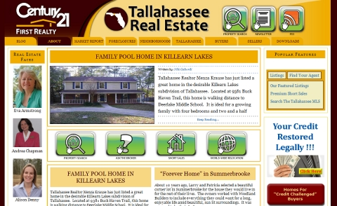 Tallahassee real estate's number one