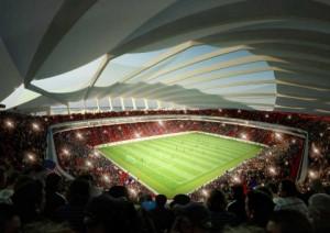 Al Khor stadium