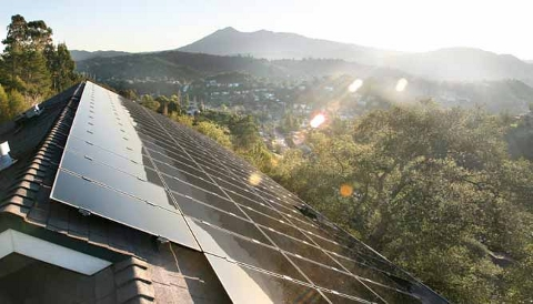 SolarCity和花旗联手为家用太阳能提供资金