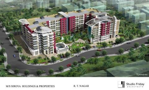 Siroya SunShine Luxury Apartments