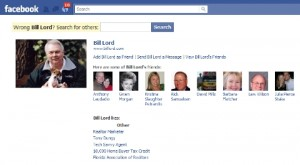 Bill Lord real estate pages