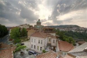 Veliko Tarnovo in Bulgaria