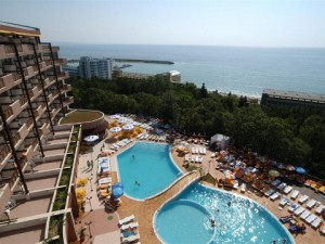 Golden Sands Sea Resort Bulgaria