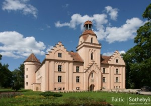 Luxury Medieval castle in Riga, Latvia - read below for relevance
