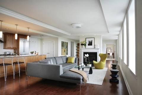 Chase Park Plaza luxury condo