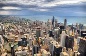 Chicago, one of the nation's biggest markets