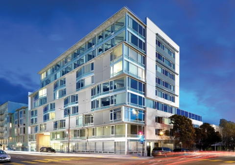 Affordable housing S.F.