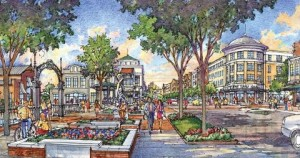 Parkside Town Commons - Another Kite NC development