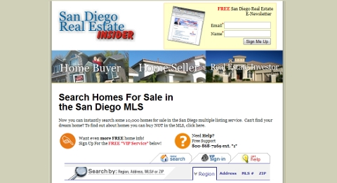 San Diego Real Estate Insider