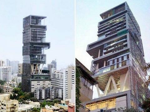 Mumbai billionaire Mukesh Ambani