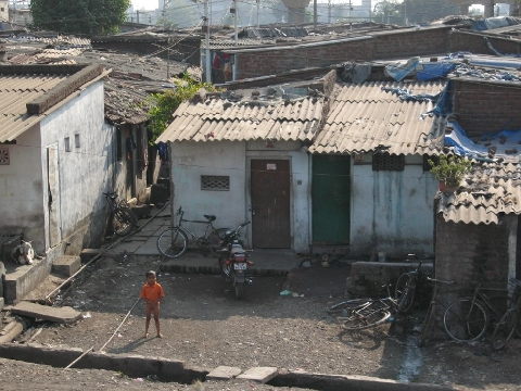 Ugly that people have to live like this