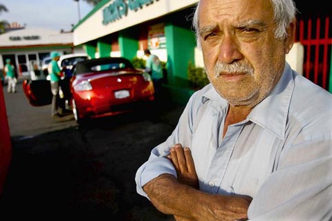 Albert Neesan, owner of the carwash at the center of the new scandal