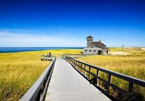 Race Point Beach- Old Harbor Life Saving Museum