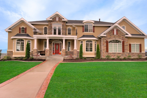 Two Story Dream Home