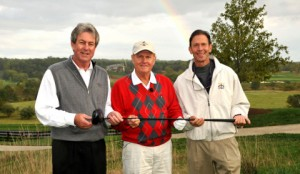 Jack Nicklaus at Creighton Farms