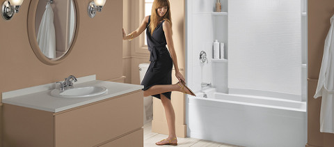 Kohler bathroom products