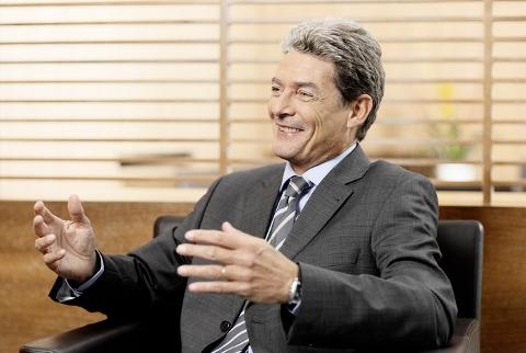 Olivier Piani CEO Allianz