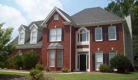 Home in Atlanta