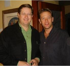 Robert Allen with Brad Wozney
