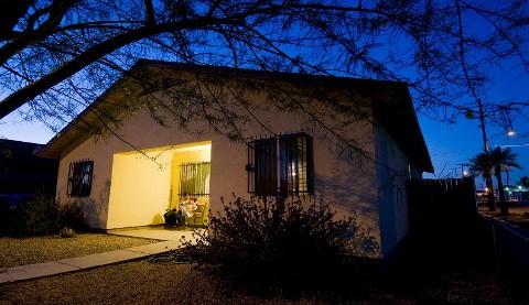 Habitat For Humanity Home in Phoenix