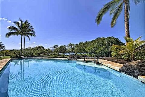 Your pool at 69-1065 Kolea Kai Circle, Waikoloa