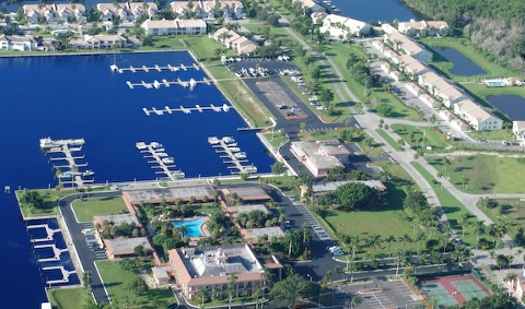 Port of the Island Marina