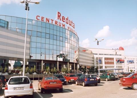 Reduta shopping center Poland