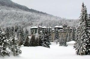 The Balsams in Winter