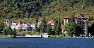 The Balsams in Summer