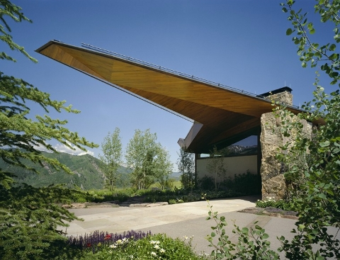 The entrance to Wildcat Ridge