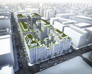 The City Center DC project has proven to be a big temptation for Qatari real estate firm Qatari Diar