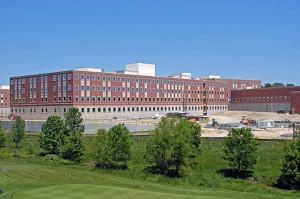 DISA's new headquarters in Fort Meade is set on 95 acres.