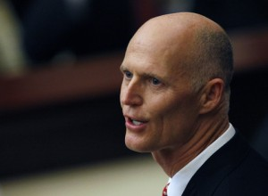 Governor Scott is determined to reduce the size of Citizens Property Insurance