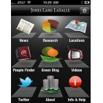 New Jones Lang LaSalle Commercial Real Estate iPhone App