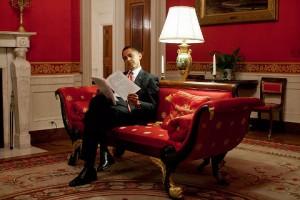Obama reading notes
