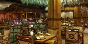 Tonga Room Restaurant at the Fairmont in Sanfrancisco