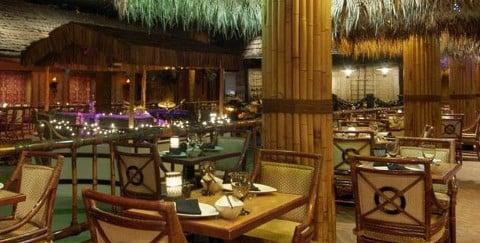 Tonga Room Restaurant at the Fairmont in San Francisco