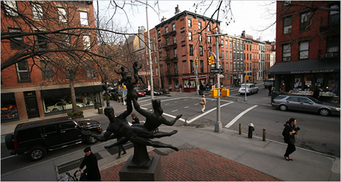 West Village, a most desirable location