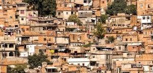Slums in Brazil
